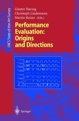 Buch: Performance Evaluation, Origins and Directions