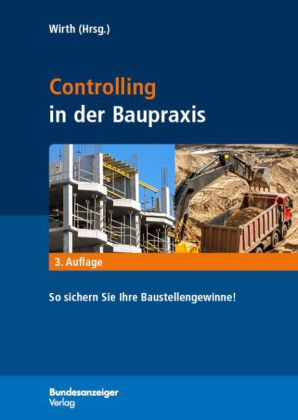 Buch: Controlling in der Baupraxis