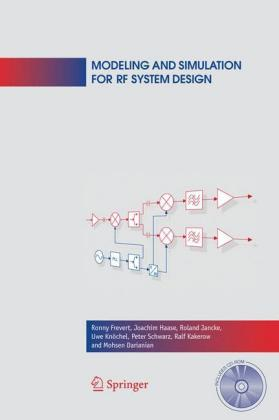 Buch: Modeling and Simulation for RF System Design