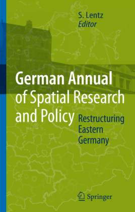 Buch: Restructuring Eastern Germany