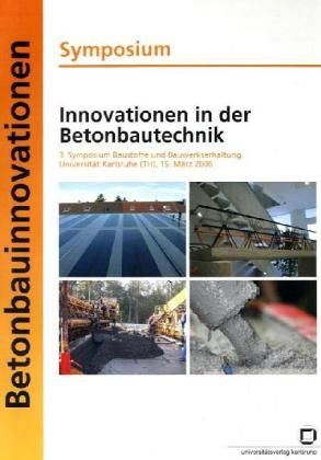 Buch: Innovationen in der Betonbautechnik