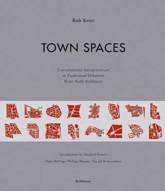 Buch: Town Spaces