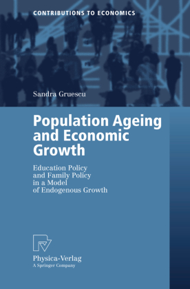 Buch: Population Ageing and Economic Growth