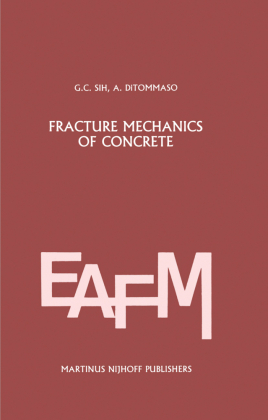 Buch: Fracture mechanics of concrete: Structural application and numerical calculation