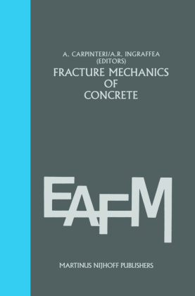 Buch: Fracture mechanics of concrete: Material characterization and testing