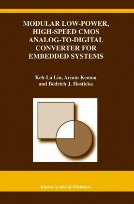 Buch: Modular Low-Power, High-Speed CMOS Analog-to-Digital Converter of Embedded Systems