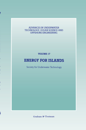 Buch: Energy for Islands