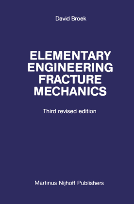 Buch: Elementary Engineering Fracture Mechanics