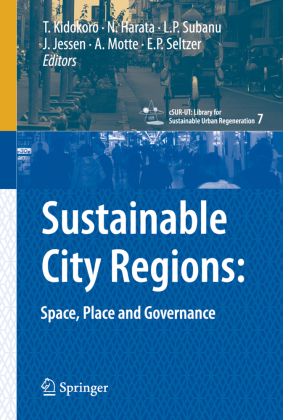 Buch: Sustainable City Regions:
