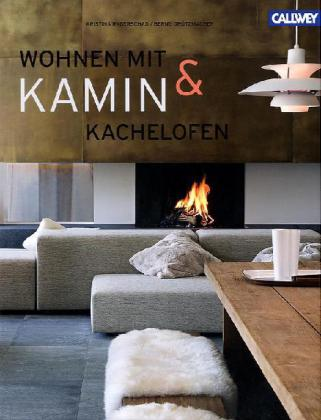 buch wohnen mit kamin kachelofen fraunhofer irb. Black Bedroom Furniture Sets. Home Design Ideas