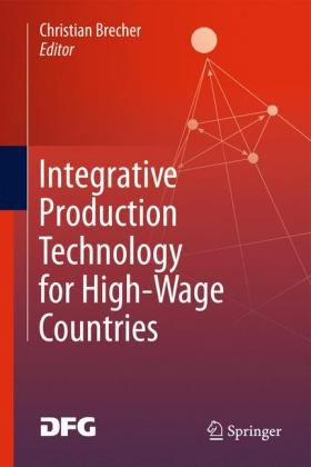 Buch: Integrative Production Technology for High-Wage Countries