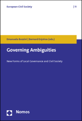 Buch: Governing Ambiguities