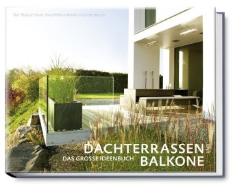 buch dachterrassen und balkone fraunhofer irb. Black Bedroom Furniture Sets. Home Design Ideas