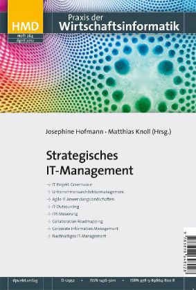 Buch: Strategisches IT-Management