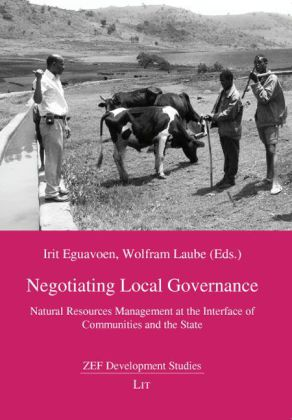 Buch: Negotiating Local Governance