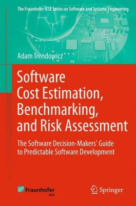 Buch: Software Cost Estimation, Benchmarking, and Risk Assessment