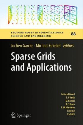 Buch: Sparse Grids and Applications