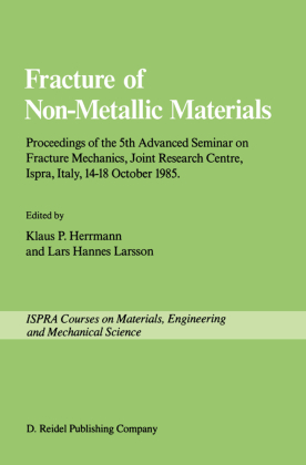 Buch: Fracture of Non-Metallic Materials