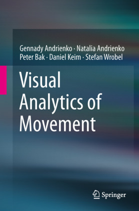 Buch: Visual Analytics of Movement