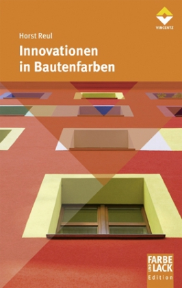 Buch: Innovationen in Bautenfarben