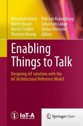 Buch: Enabling Things to Talk