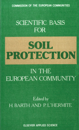 Buch: Scientific Basis for Soil Protection in the European Community