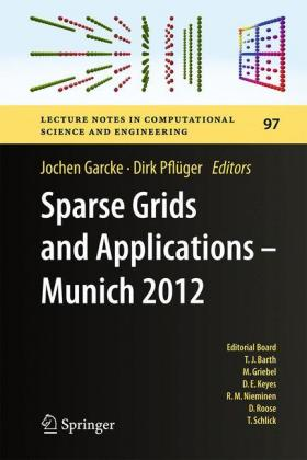 Buch: Sparse Grids and Applications - Munich 2012