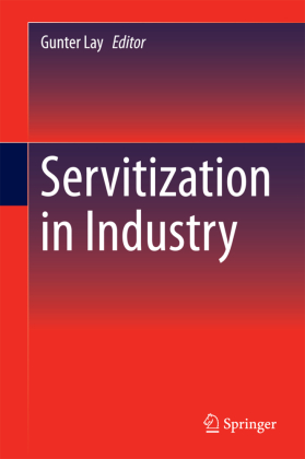 Buch: Servitization in Industry