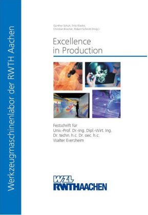 Buch: Excellence in Production