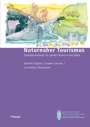 Buch: Naturnaher Tourismus