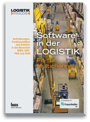 Buch: Software in der Logistik