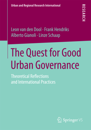 Forschungsbericht: The Quest for Good Urban Governance
