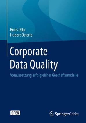 Buch: Corporate Data Quality