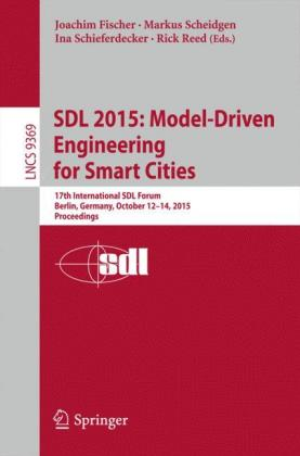 Buch: SDL 2015: Model-Driven Engineering for Smart Cities