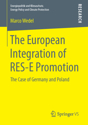 Buch: The European Integration of RES-E Promotion
