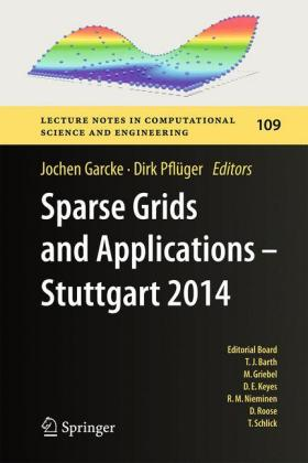 Buch: Sparse Grids and Applications - Stuttgart 2014