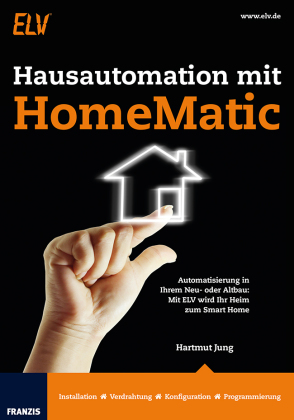 Buch: Hausautomation mit HomeMatic