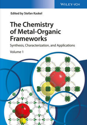 Buch: The Chemistry of Metal-Organic Frameworks, 2 Teile
