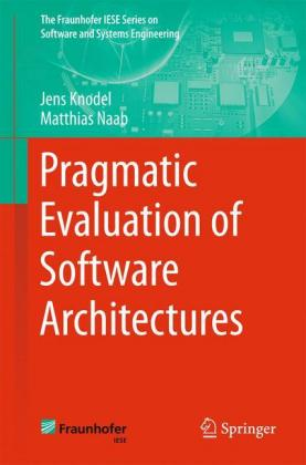 Buch: Pragmatic Evaluation of Software Architectures