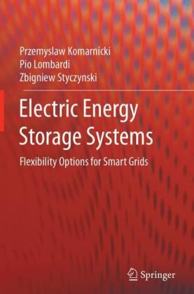 Buch: Electric Energy Storage Systems