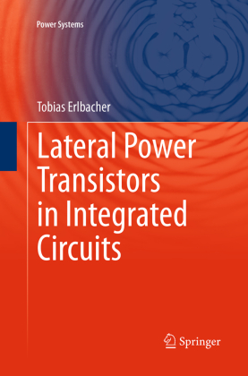 Buch: Lateral Power Transistors in Integrated Circuits