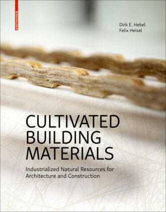 Buch: Cultivated Building Materials