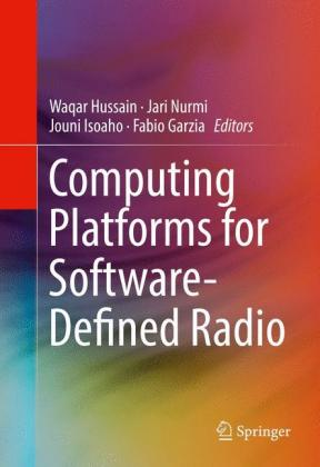 Buch: Computing Platforms for Software-Defined Radio