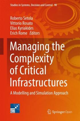 Buch: Managing the Complexity of Critical Infrastructures