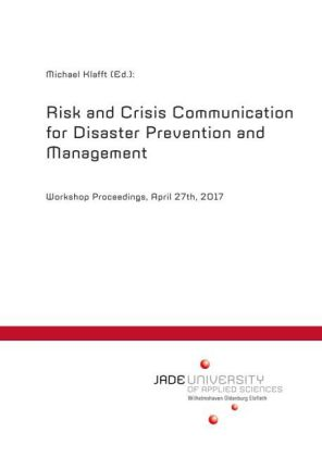 Buch: Risk and Crisis Communication for Disaster Prevention and Management