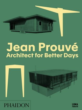 Buch: Prouvé Architect