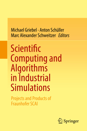 Buch: Scientific Computing and Algorithms in Industrial Simulations