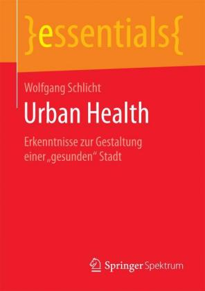 Buch: Urban Health