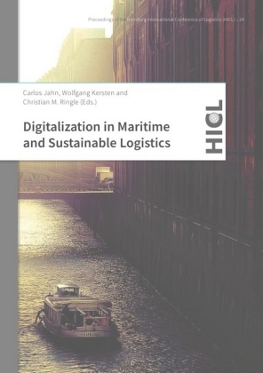 Buch: Digitalization in Maritime and Sustainable Logistics