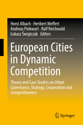 Buch: European Cities in Dynamic Competition